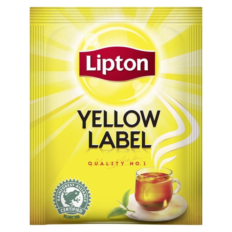 Bilde nr. 2 av 5 - Yellow Label te 25ps Lipton