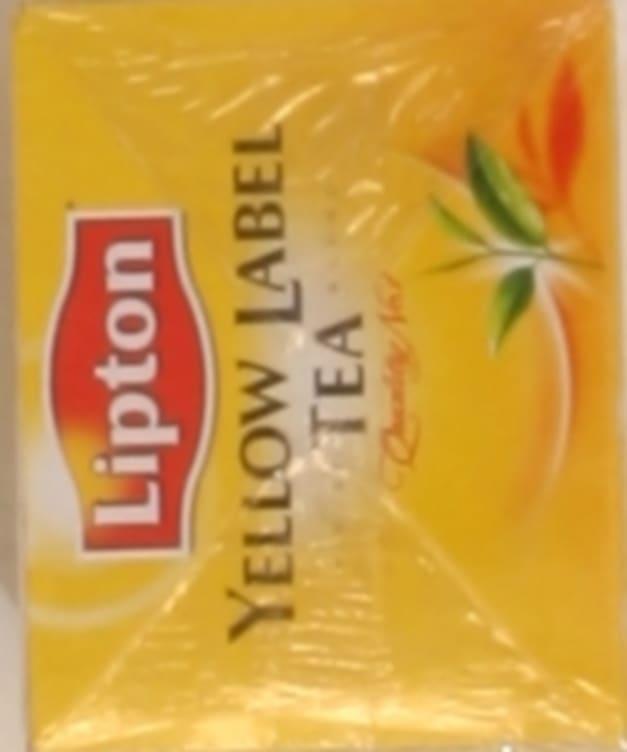 Bilde nr. 3 av 5 - Yellow Label te 25ps Lipton