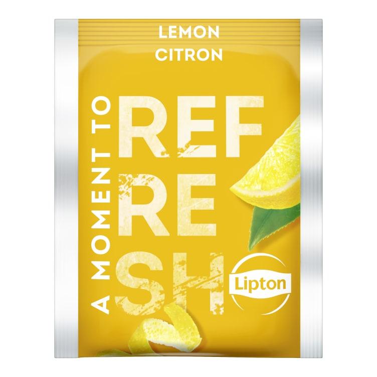Bilde nr. 2 av 5 - Lemon (sitron) te 25ps Lipton