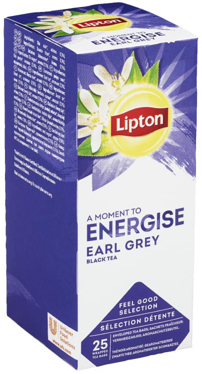 Bilde nr. 1 av 5 - Earl Grey te 25ps Lipton