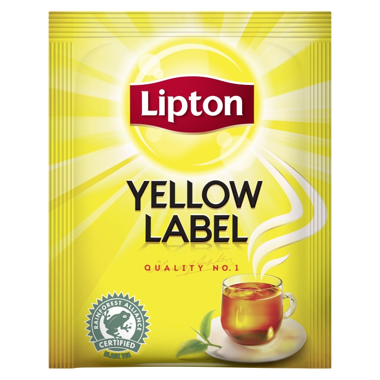 Bilde nr. 2 av 5 - Yellow Label te 100ps Lipton