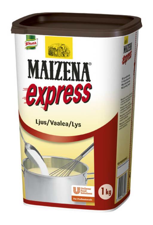 Bilde nr. 1 av 4 - Express Lys Jevner 1kg Maizena