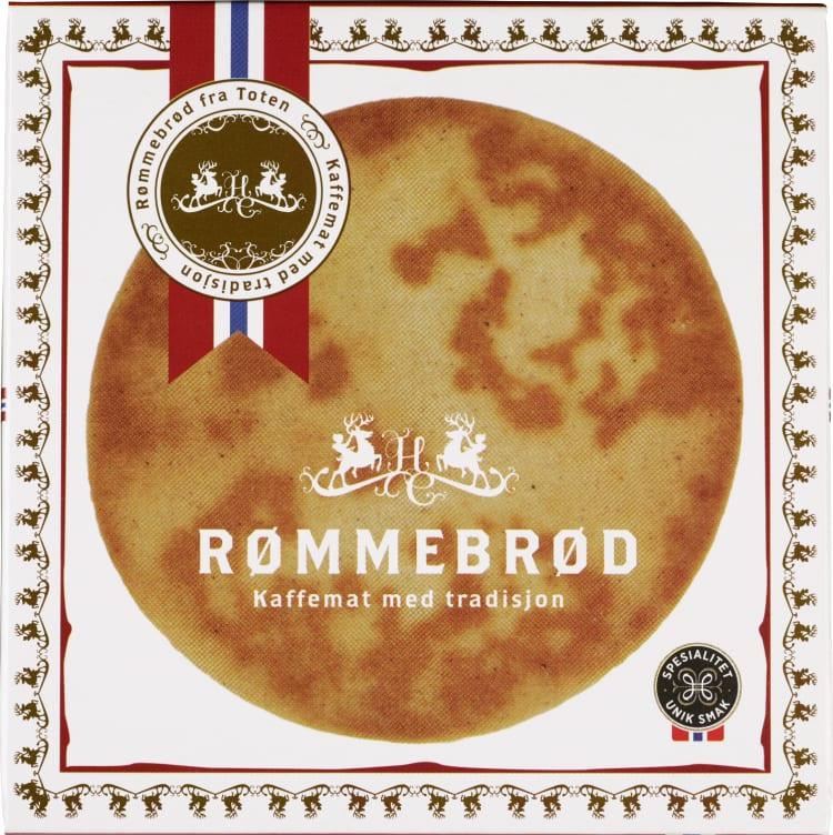Bilde nr. 3 av 4 - RØMMEBRØD 150G HOLMEN CRISP