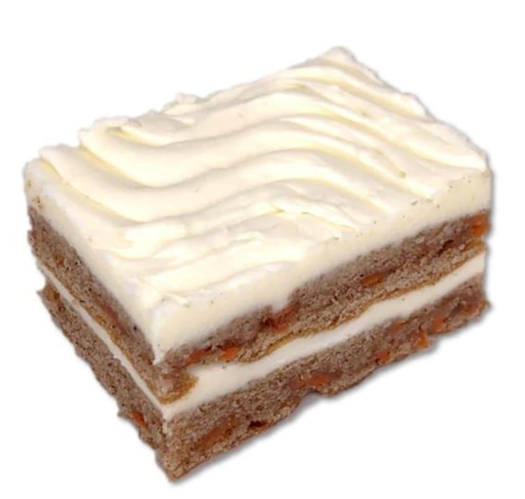 Bilde av CARROT CAKE STACK DELT I 20 BITER