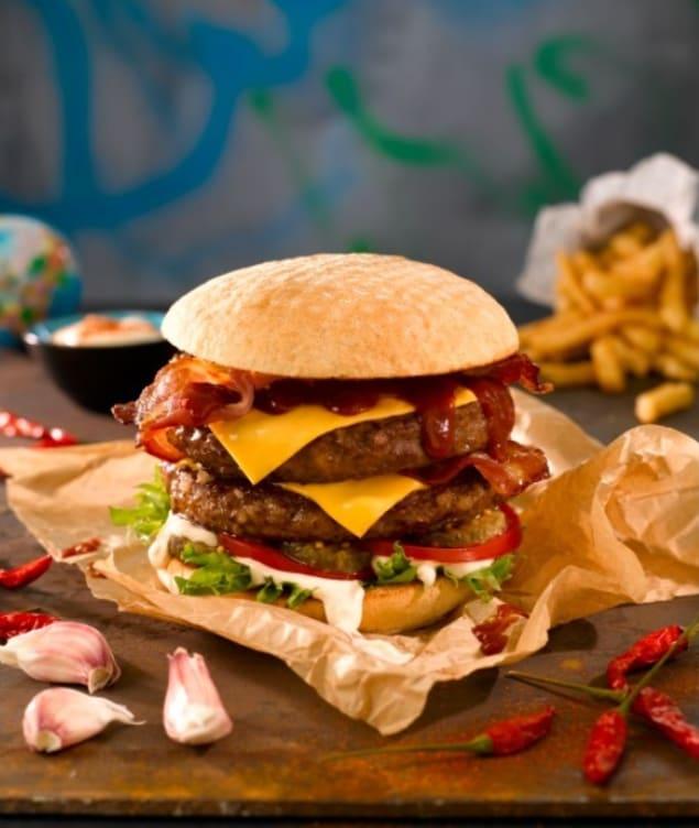 Bilde nr. 2 av 2 - TORO Krydderiet Hamburgerkrydder 650 g