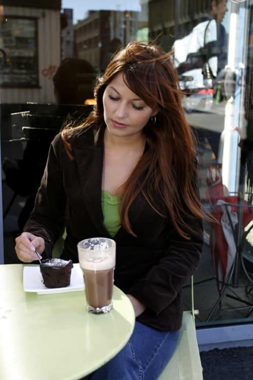 Bilde nr. 2 av 2 - Hot Stop Sjokolade 1000g Fairtrade