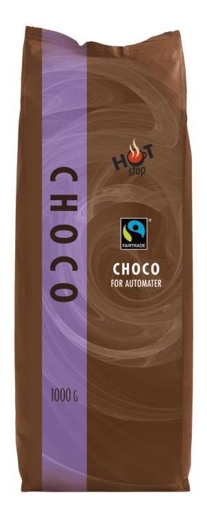 Bilde nr. 1 av 2 - Hot Stop Sjokolade 1000g Fairtrade