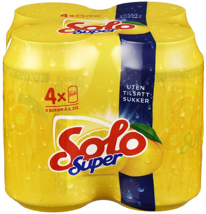 Bilde nr. 1 av 3 - SOLO SUPER 0,33L 4BX