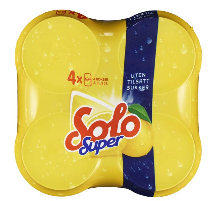 Bilde nr. 2 av 3 - SOLO SUPER 0,33L 4BX