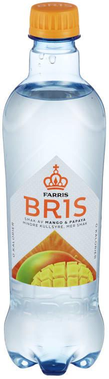 Bilde nr. 1 av 3 - FARRIS BRIS MANGO/ PAPAYA 0,5L FL