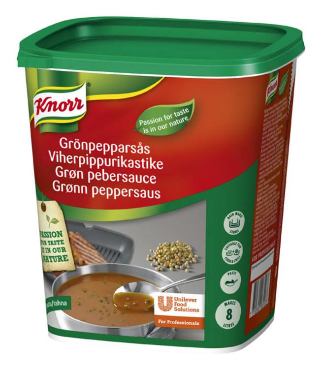 Bilde nr. 1 av 3 - Grønn Peppersaus pasta 8L Knorr
