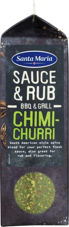 Bilde nr. 1 av 2 - BBQ SAUCE&RUB MIX CHIMICHURRI 350G ST. M
