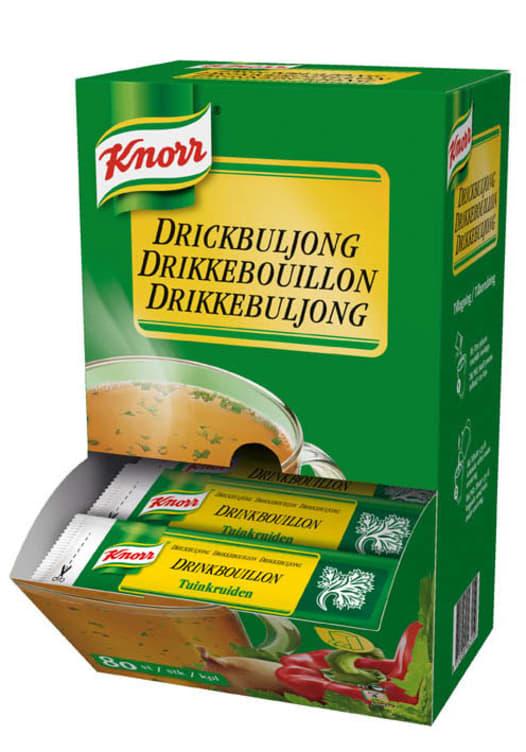 Bilde av Drikkebuljong 80 porsj. Knorr