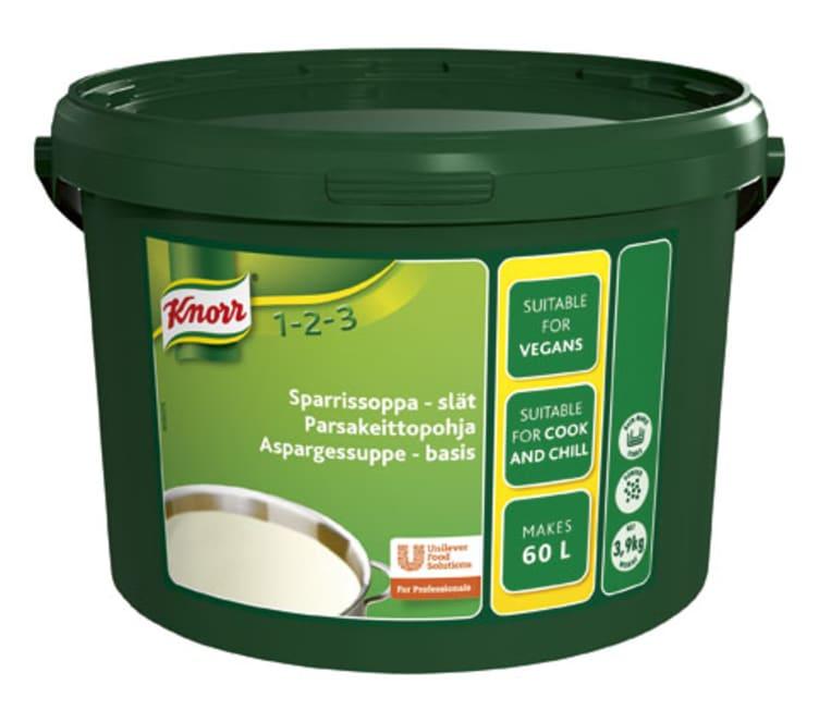 Bilde av Aspargessuppe basis pulver 60L Knorr