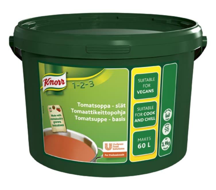 Bilde av Tomatsuppe basis pulver 60L Knorr