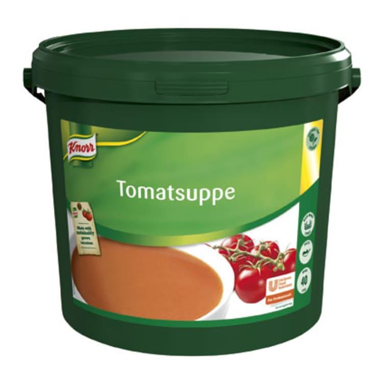 Bilde av Tomatsuppe pasta 40L Knorr