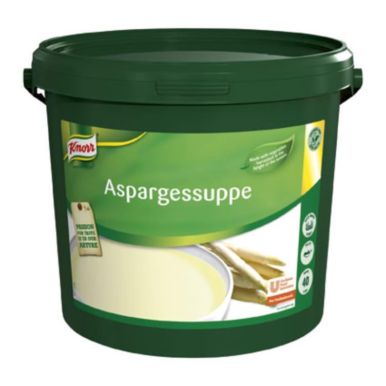Bilde av Aspargessuppe pasta 40L Knorr