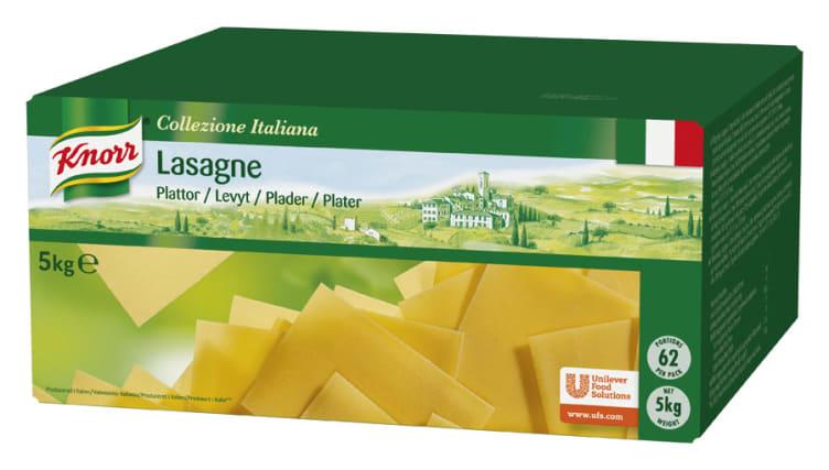 Bilde av Lasagneplater pasta 5kg Knorr