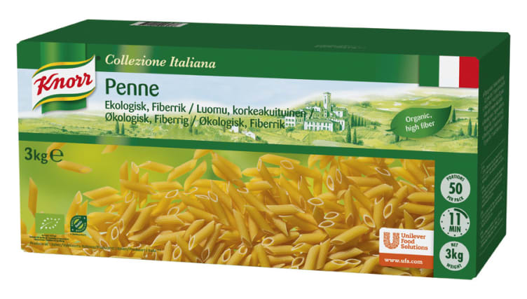 Bilde av Penne økologisk pasta 3kg Knorr