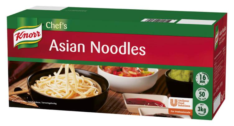 Bilde av Eggnudler Asiatiske 3kg Knorr
