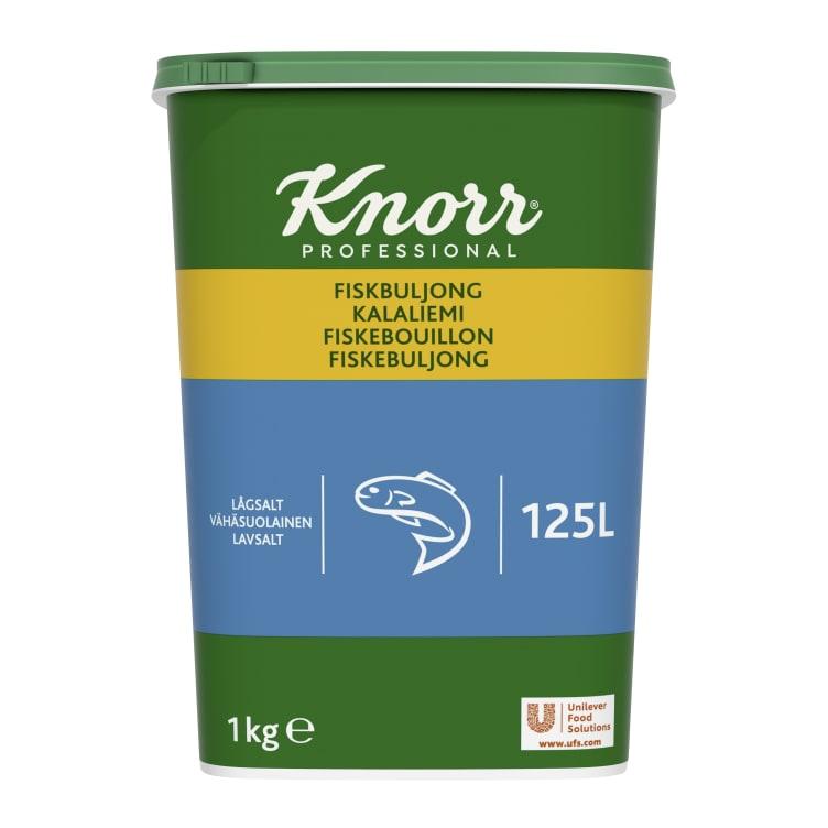 Bilde av Fiskebuljong lavsalt pulver 125L Knorr
