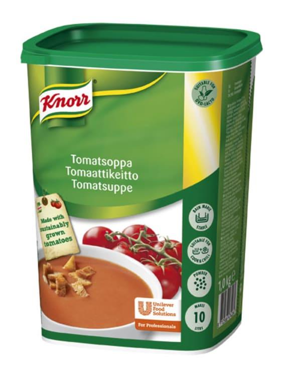 Bilde av Tomatsuppe pulver 10L Knorr