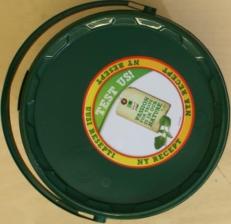 Bilde nr. 2 av 3 - Skogsoppsaus pulver 20L Knorr