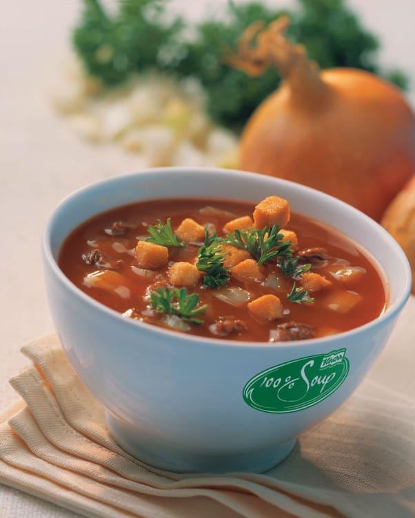 Bilde nr. 1 av 2 - 100% Goulash Soup serveringsklar 2,4L Knorr