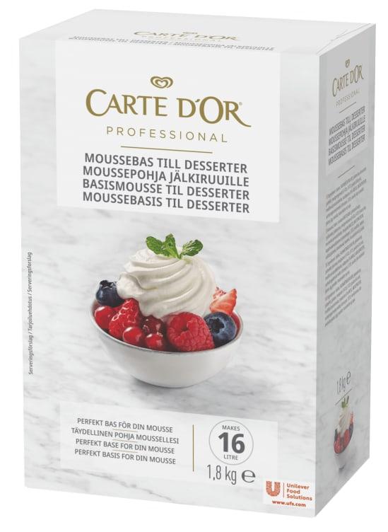 Bilde nr. 3 av 4 - Mousse Basis (dessert) pulver 16L Carte d'Or