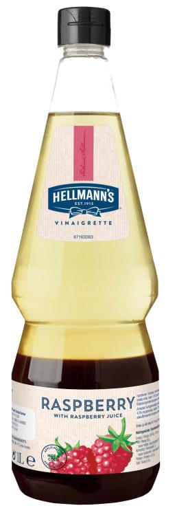 Bilde nr. 3 av 4 - Bringebær (Raspberry) Vinaigrette 1L Hellmann's