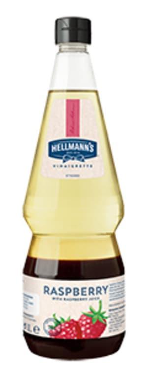 Bilde nr. 1 av 4 - Bringebær (Raspberry) Vinaigrette 1L Hellmann's
