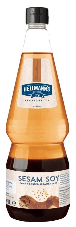 Bilde nr. 3 av 4 - Sesam Soy Vinaigrette 1L Hellmann's