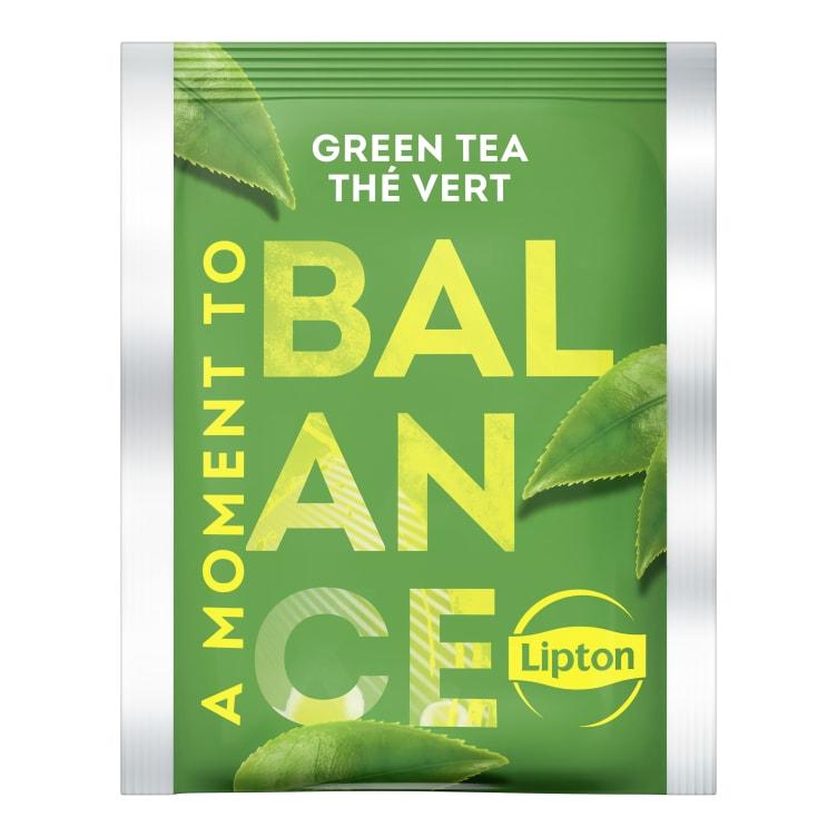 Bilde nr. 2 av 5 - Green (grønn te) 25ps Lipton