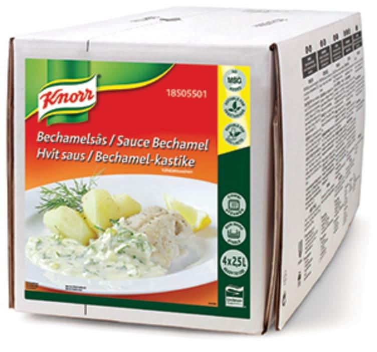 Bilde av Hvit Saus (Bechamelsaus) serveringsklar 2,5L Knorr 100%