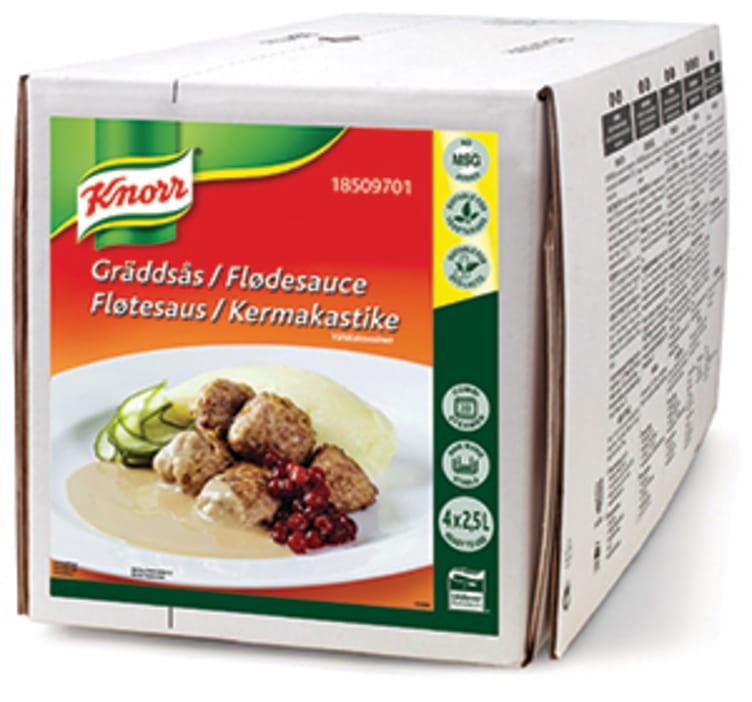 Bilde av Fløtesaus serveringsklar 2,5L Knorr 100%